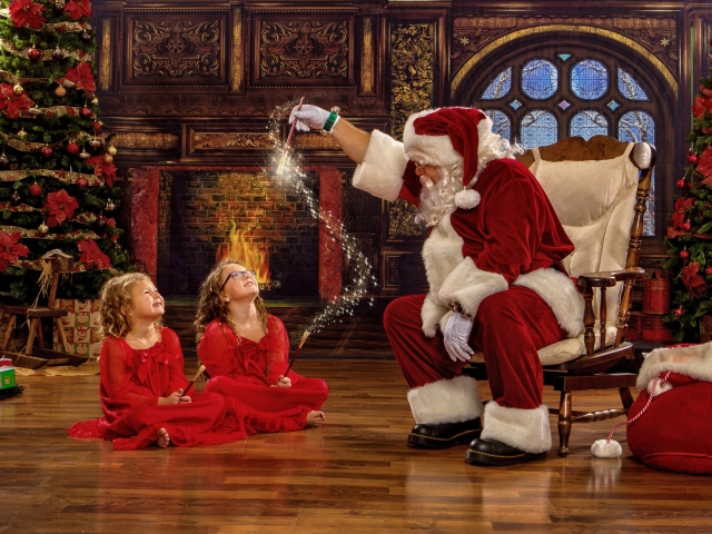 Unforgettable Santa Pictures, Ohio Valley