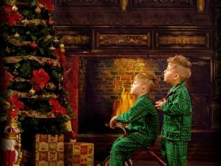 Unique Children's Christmas Pictures WV