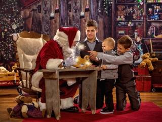 Ohio Valley Photographer, Christmas Portraits