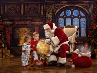 Christmas Photographer, Private Sessions WV