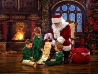 The Santa Claus Experience, Wheeling WV