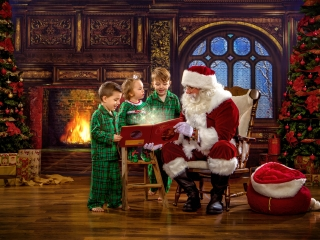 Private Photo Session with Santa, WV