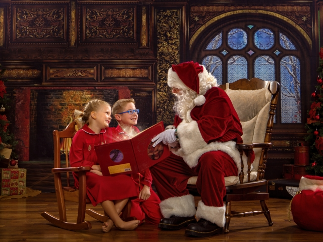 Unforgettable Christmas Pictures, Wheeling WV
