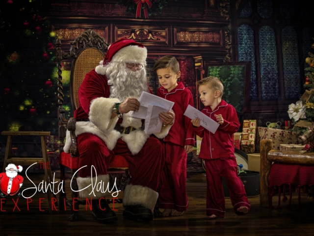 The Santa Claus Experience, Wheeling WV