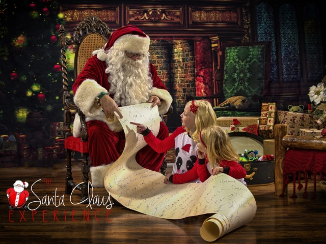 Private Photography Session with Santa WV