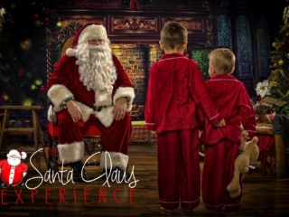Santa Claus Experience Photo Session WV