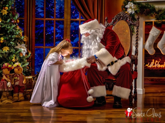 Magical Santa Claus Photo Session WV