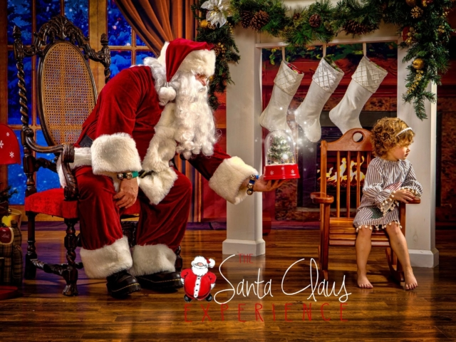 Private Santa Claus Photo Session WV