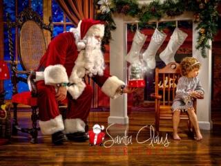 Santa Claus Christmas Portraits WV